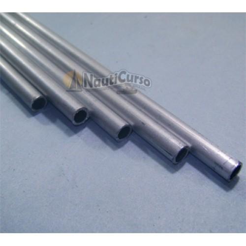 Tubo de alum nio 3 17mm x 1 5mm x 900mm - Tubo de aluminio ...